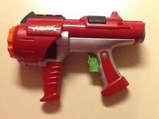 Nerf Gun Hyperfire Dart Tag Red Works Great Dart Gun 2005 Hasbro
