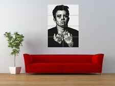 WM JAMES DEAN UNIQUE TATTOO ICON INKED GIANT ART PRINT PANEL POSTER NOR0574