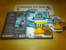 PC BUS DRIVER COMPLETO PAL ESPAÑA