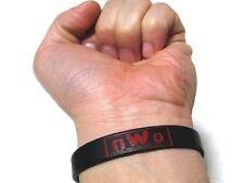 nwo Rubber bracelet American Pro Wrestling WWE