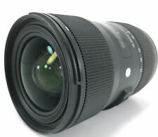 Sigma Art 18-35mm f/1.8 HSM DC Lens For Pentax