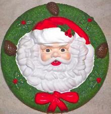 Talking Santa Claus Christmas Wreath Motion Detector Make Your Own Recording