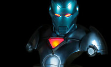 STEALTH IRON MAN~LEGENDARY SCALE BUST~LE 1500~SIDESHOW~MIB