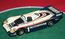 RECORD 1/43 HAND BUILT #1 ROTHMANS PORSCHE 956 LE MANS WEC GROUP C RESIN MODEL