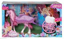 Barbie Mariposa Y La Princesa De Hadas: Pegasus Y Flying Carro