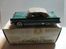 Collectors Classics Green '54 Mercury Convertible Top Up 1:43