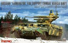 "Meng Model TS-010 1/35 Russian ""Terminator"" Fire Support Combat Vehicle BMPT"