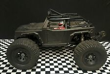 Thunder Tiger RC Car KAISER eMTA Monster Truck Brushless Black RTR Erevo E-Revo