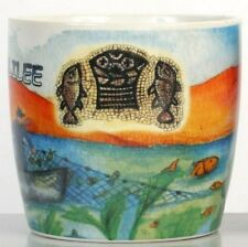 Jesus Miracles at Sea of Galilee- Souvenir CUP Mug Holy Land/Christian/Xmas Gift