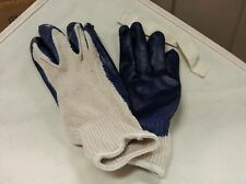 RADNOR RUBBER COATED STRING KNIT GLOVE INDUSTRIAL WORK GLOVE RAD 64050711