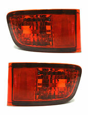 TOYOTA LandCruiser HDJ KDJ 120 rear tail bumper Left+Right  fog lights