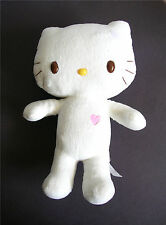 "Sanrio Plush Hello Kitty 12"" Pink Heart 1976, 2008"