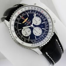 Breitling Navitimer 01 Chrono 46mm ab012721/bd09-1cd Black Dial Retail: $8,840