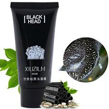 Bamboo Charcoal Facial Care Deep Cleansing Peel Off Removal Blackhead Face Mask