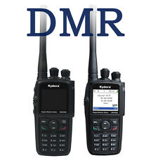 Kydera DM-8600 DMR walkie-talkie UHF 5W 512CH a 2 vie Radio Digitale Analogico