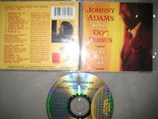 CD Johnny Adams Cavallina Doc Pomus the real me --- Delta Blues Charley Patton