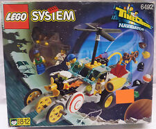 Sehr altes Lego Time Cruisers Navigator 6492 Set NEU OVP