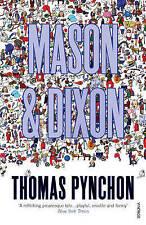 PYNCHON,T-MASON & DIXON BOOK NEW