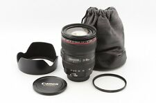 Near Mint condition Canon EF 24-105mm F4 /4 1:1.4 L IS USM from JAPAN