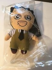 Leatherface Texas Chainsaw Massacre Push doll Loot Crate with tags New