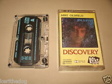 MIKE OLDFIELD - Discovery - MC Cassette un/official polish tape TAKT