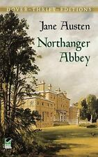 Dover Thrift Editions: Northanger Abbey by Jane Austen (2000, Paperback,...