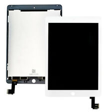 LCD Screen with Digitizer Glass Asembly for iPad Air 2 A1566 A1567 White