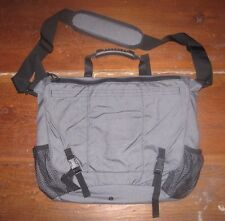 Eagle industries LE courier bag messenger pack grey shoulder molle padded gray