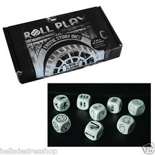 ROLL PLAY DICE GAME Erotic Saucy Adult FUN NAUGHTY ROMANTIC Role Sex Aid