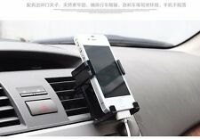 AUTO ACCESSORIES Universal Car Air Vent Outlet Clip Phone GPS Holder Bracket