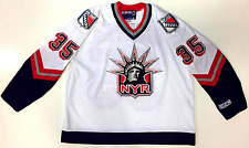 "MIKE RICHTER ORIGINAL CCM NEW YORK RANGERS 1998 ""LIBERTY"" JERSEY SIZE XXL"