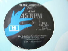"DON OMAR BODDIE...FREAKY MONSTROSITY...MINT STILL SEALED USA 12"" FUNK SOUL DISCO"