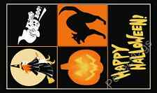 HALLOWEEN FLAG - HALLOWEEN SCARY SPOOKY FUN FLAGS - Size 5x3 Feet