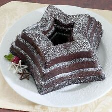 Triple Star Bundt Cake Mold, Cast Aluminum ~ Nordic Ware, NEW, Made In The USA!
