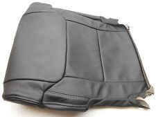 Genuine OEM Toyota Tundra Black Right Lower Leather Seat Cover 2014-2015 Nice!!
