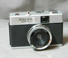 19- APPAREIL PHOTO ARGENTIQUE:MONDIKA JUNIOR  - ZOOM 45mm  MADE IN HONG KONG