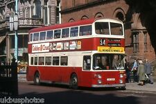 Citybus 2891 Belfast 1982 Irish Bus Photo