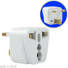 Universal Travel UK - British Type Power Plug Adapter Outlet Converter Socket