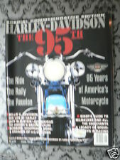 HARLEY-DAVIDSON THE 95TH SPECIAL EDITION CYCLE WORLD BIG TWIN BY HARLEY-DAVIDSON