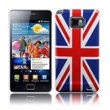 Hülle f Samsung GALAXY S2 i9100 ENGLAND LONDON UK GB FLAGGE SCHUTZ CASE TASCHE