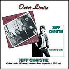 OUTER LIMITS / JEFF CHRISTIE - FLOORED MASTERS - 2 CD