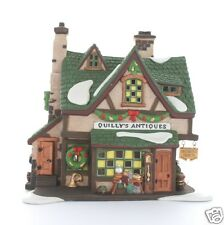 Department 56 Quilly's Antiques 1996 #58348 Dickens' Village