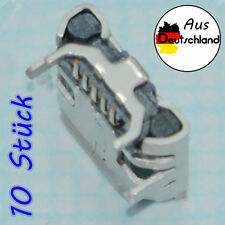 Ladebuchse *10 Stück* Micro USB Connector Jack Female Type 5Pin SMT PCB