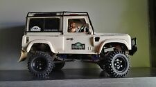 rc Land Rover Defender D90 1/10 FINS AND MOLDING KAHN