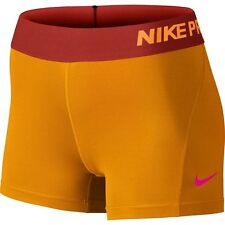 Women's Nike 3 Inch Pro Core Compression Shorts in medium size