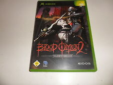 Xbox the Legacy of Kain series-Blood Omen 2 (2)