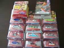 NEW Disney Pixar Cars Planes Lot of 14 McQueen Axler Ramone Pulley Okuni Chisaki