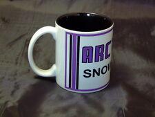 Reproduction Vintage Arctic Cat Sign Coffee Mug