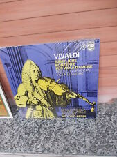 Vivaldi, Sämtliche Konzerte für Viola D'Amore, eine Schallplatte