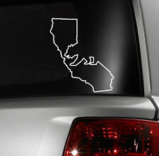 "Cali Life / California Bear vinyl sticker decal JDM Cali Life (CaliBear4""State)"